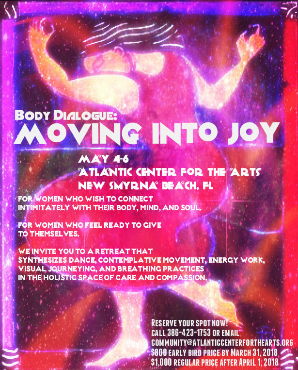 BD- moving into joy flyer